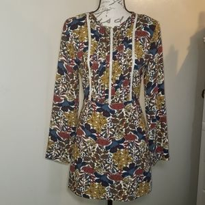ZARA☆ floral print jumpsuit & dress